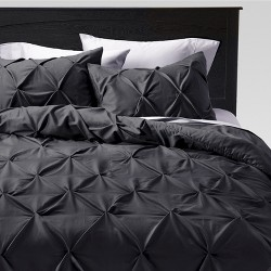 Pinched Pleat Comforter Set - Threshold™
