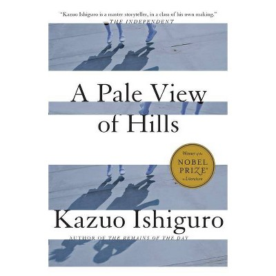 A Pale View of Hills - (Vintage International) by  Kazuo Ishiguro (Paperback)