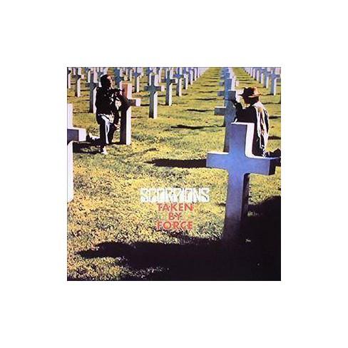 Scorpions - Taken By Force (Vinyl) - image 1 of 1