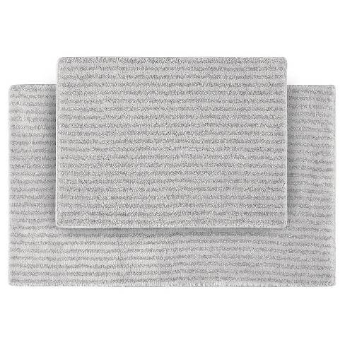 2pc Sheridan Plush Washable Nylon Bath Rug Set - Garland Rug® - image 1 of 1
