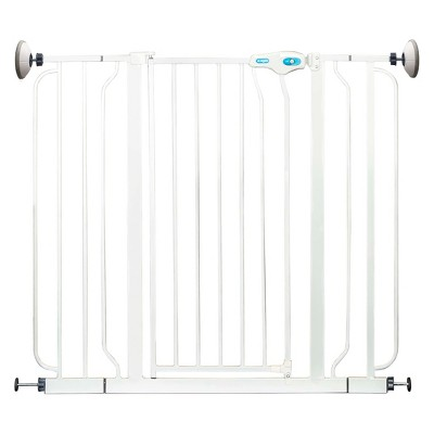 Regalo Wall Safe Extra Tall Walk Through Safety Gate