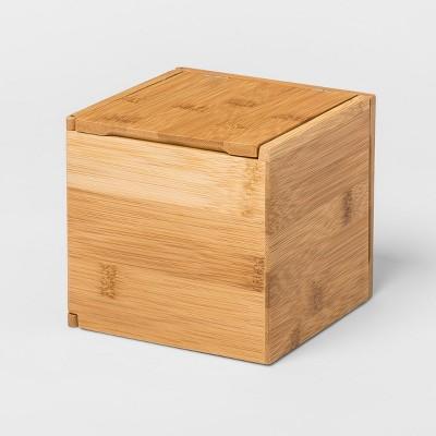 Tuck Box Jewelry Storage Tray Wood   Umbra by Umbra