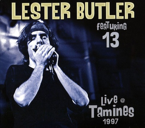 Lester butler - Live in tamines:1997 (CD) - image 1 of 1
