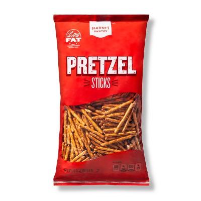 Pretzels: Market Pantry Pretzel Sticks
