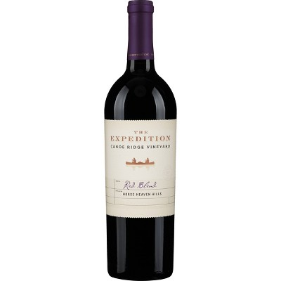Canoe Ridge The Expedition Red Blend Wine - 750ml Bottle