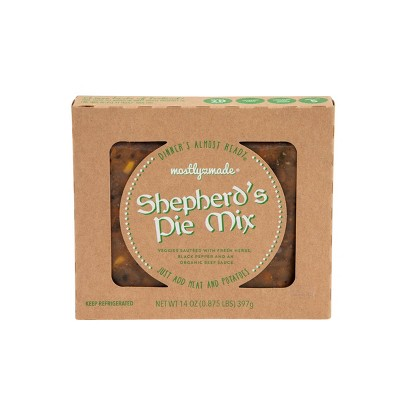 Mostly Made Gluten Free Shepard's Pie Filling - 14oz