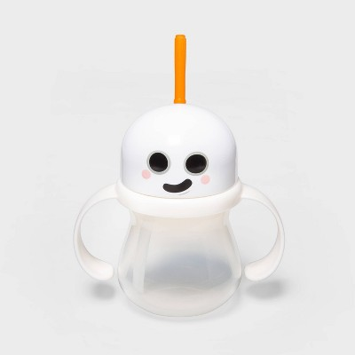 White Ghost Halloween Sippy Cup - Hyde & EEK! Boutique™