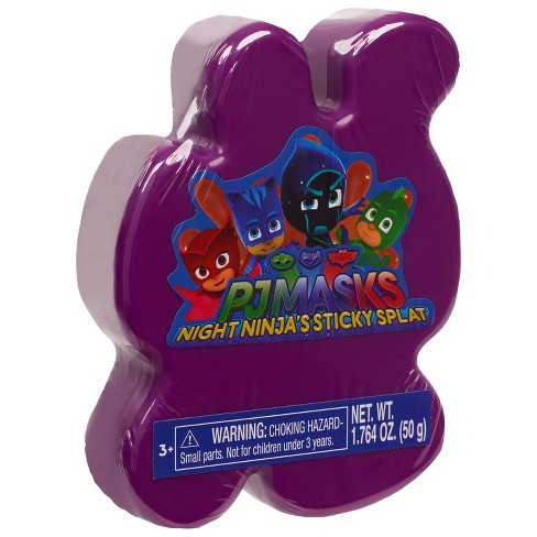 Disney Junior PJ Masks Sticky Splat Putty - Purple - image 1 of 1