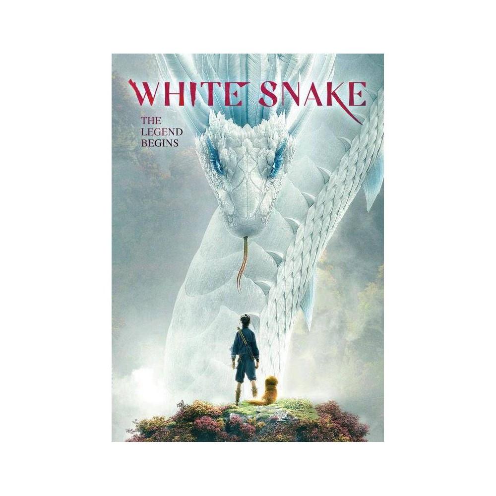 White Snake Dvd 2020
