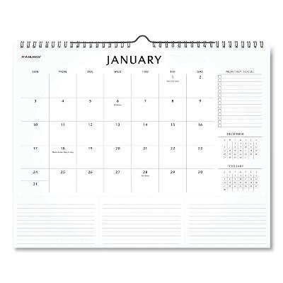AT-A-GLANCE Elevation Wall Calendar 15 x 12 2021 PM75828