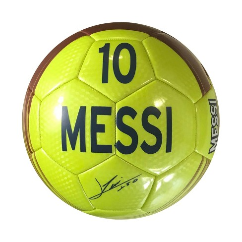FIFA FC Barcelona Officially Licensed Size 6 Soccer Ball - image 1 of 4