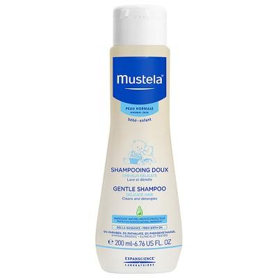 Mustela Gentle Baby Shampoo and Detangler - 6.76 fl oz