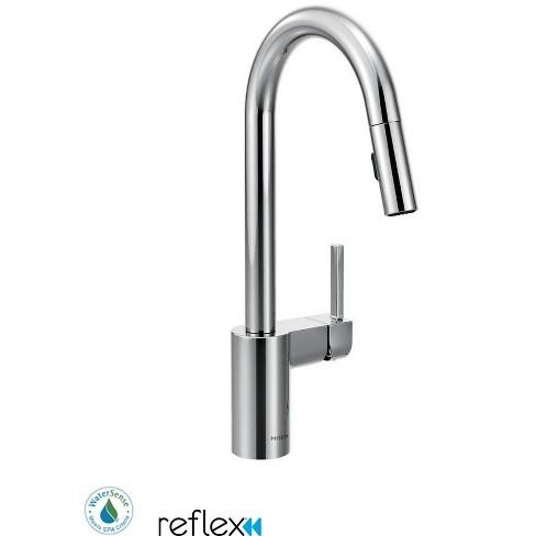 Moen 7565 Align Pull Down Spray Kitchen Faucet Chrome Target