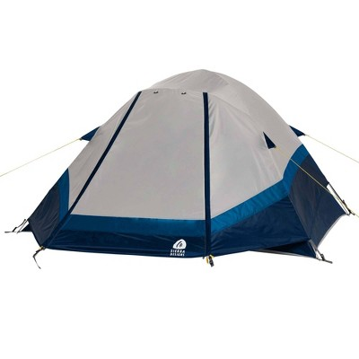 Sierra Designs South Fork 4 Person Dome Tent - Blue