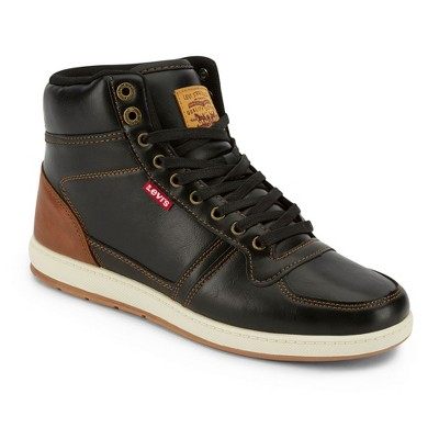 Levi's Mens Stanton Burnished BT Fashion Hightop Sneaker Shoe