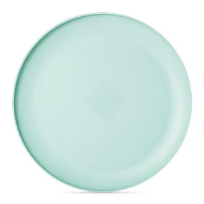 Plastic Dinner Plate 10.5  Aqua - Room Essentials™
