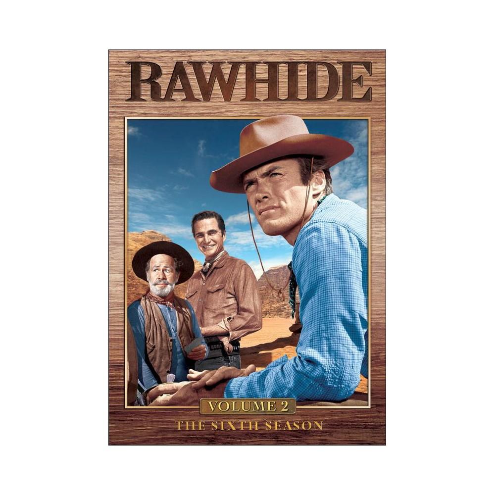 Rawhide:Season 6 Vol 2 (Dvd)