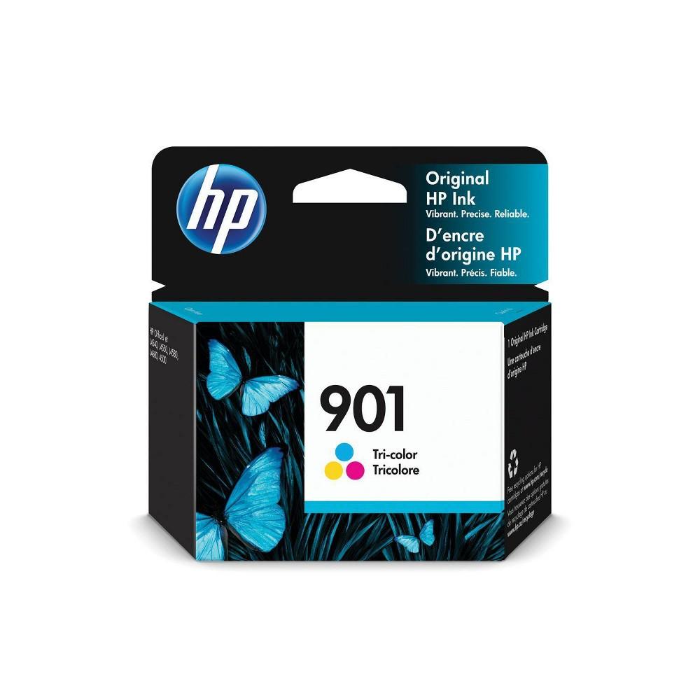 HP 901 Officejet Single Ink Cartridge - Tri-color (CC656AN_14) Buy
