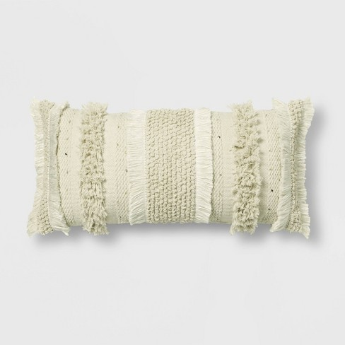 Tufted Oversize Lumbar Pillow - Opalhouse™ - image 1 of 6