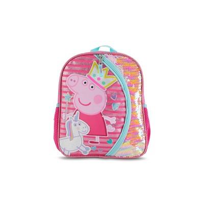 "Peppa Pig 12"" Kids' Backpack"