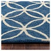 Rizzy Home Opus Collection 100% Wool Hand-Tufted Rug - image 3 of 4