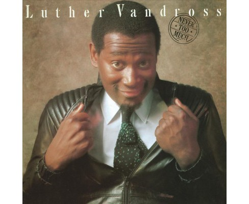 Luther Vandross - Never Too Much (Vinyl) - image 1 of 1