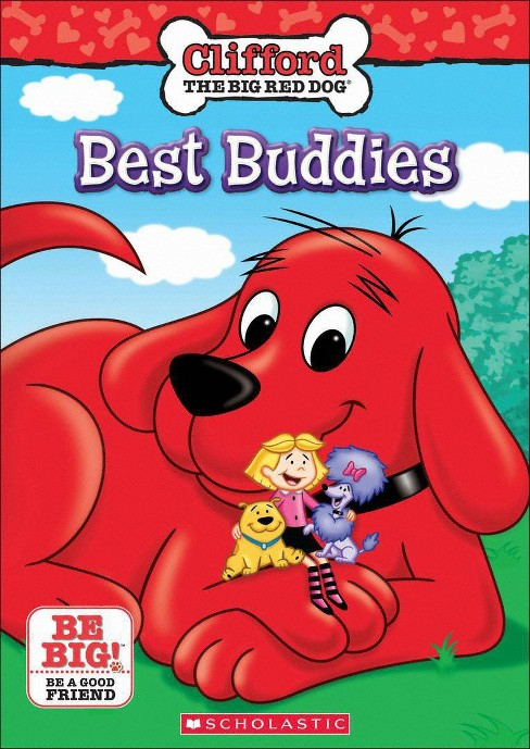 Clifford the Big Red Dog: Best Buddies - image 1 of 1