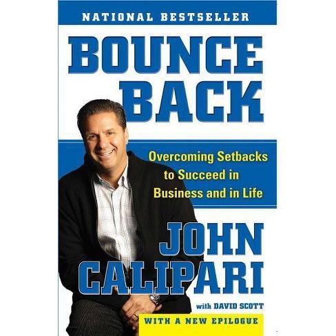Bounce Back - by  John Calipari (Paperback) - image 1 of 1