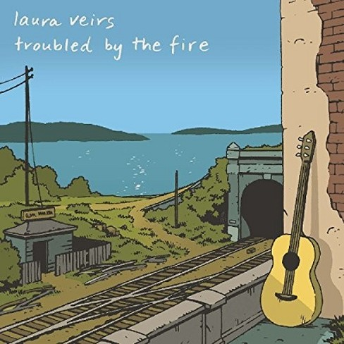 Laura Veirs - Troubled By The Fire (Vinyl) - image 1 of 1