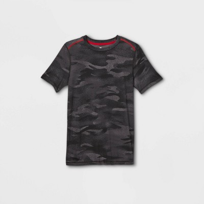 Boys' Short Sleeve Athletic T-Shirt - All in Motion™