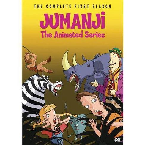 Jumanji The Animated Series: Season One (DVD) - image 1 of 1
