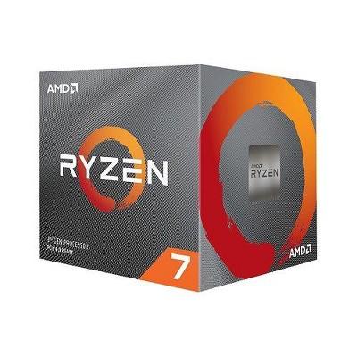 AMD Ryzen 7-3800X Unlocked Desktop Processor w/ AMD Wraith Prism Cooler - 8 cores & 16 threads - 3.9 GHz- 4.5 GHz Clock Speed