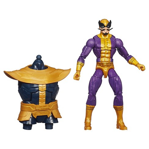 Marvel Legends Infinite Series Batroc - image 1 of 2