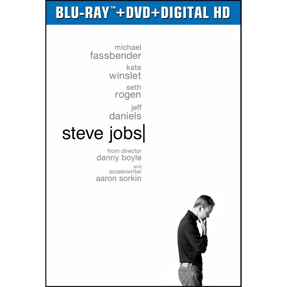 Steve Jobs (Blu-ray), Movies