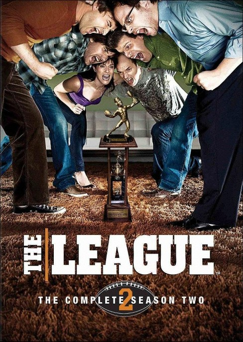 The League: The Complete Season Two (2 Discs) (dvd_video) - image 1 of 1