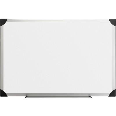 Lorell Dry-Erase Board 3'x2' Aluminum Frame/White 55651