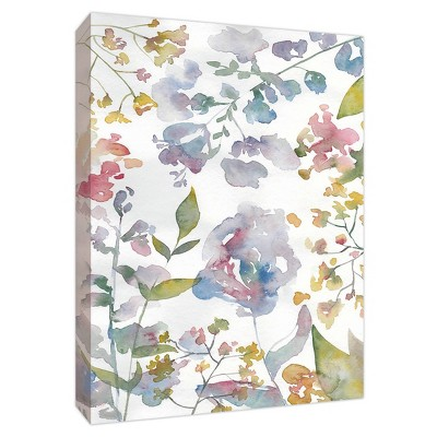 "8"" x 10"" Watercolor Beauty Decorative Wall Art - PTM Images"