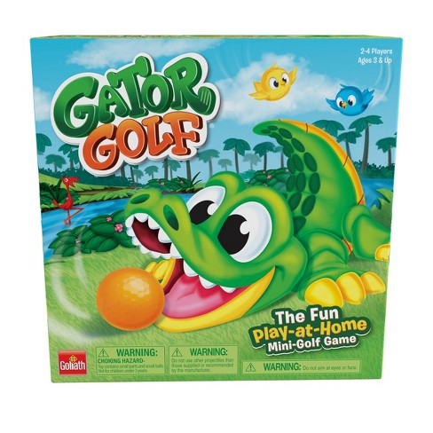 Goliath Gator Golf Game - image 1 of 5