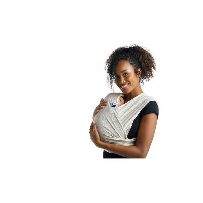 Baby K'Tan Baby Carrier Savy Snake Print Bone - M