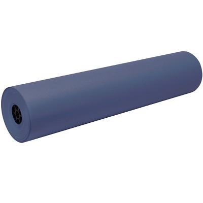 Tru-Ray Art Roll, 36 Inches x 500 Feet, 76 lb, Blue