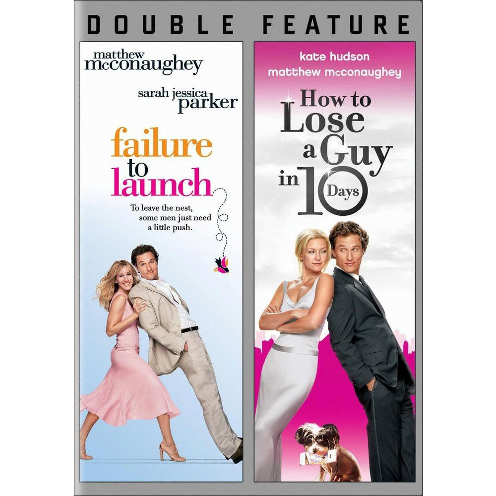 Failure to Launch/How to Lose a Guy in 10 Days (dvd_video)