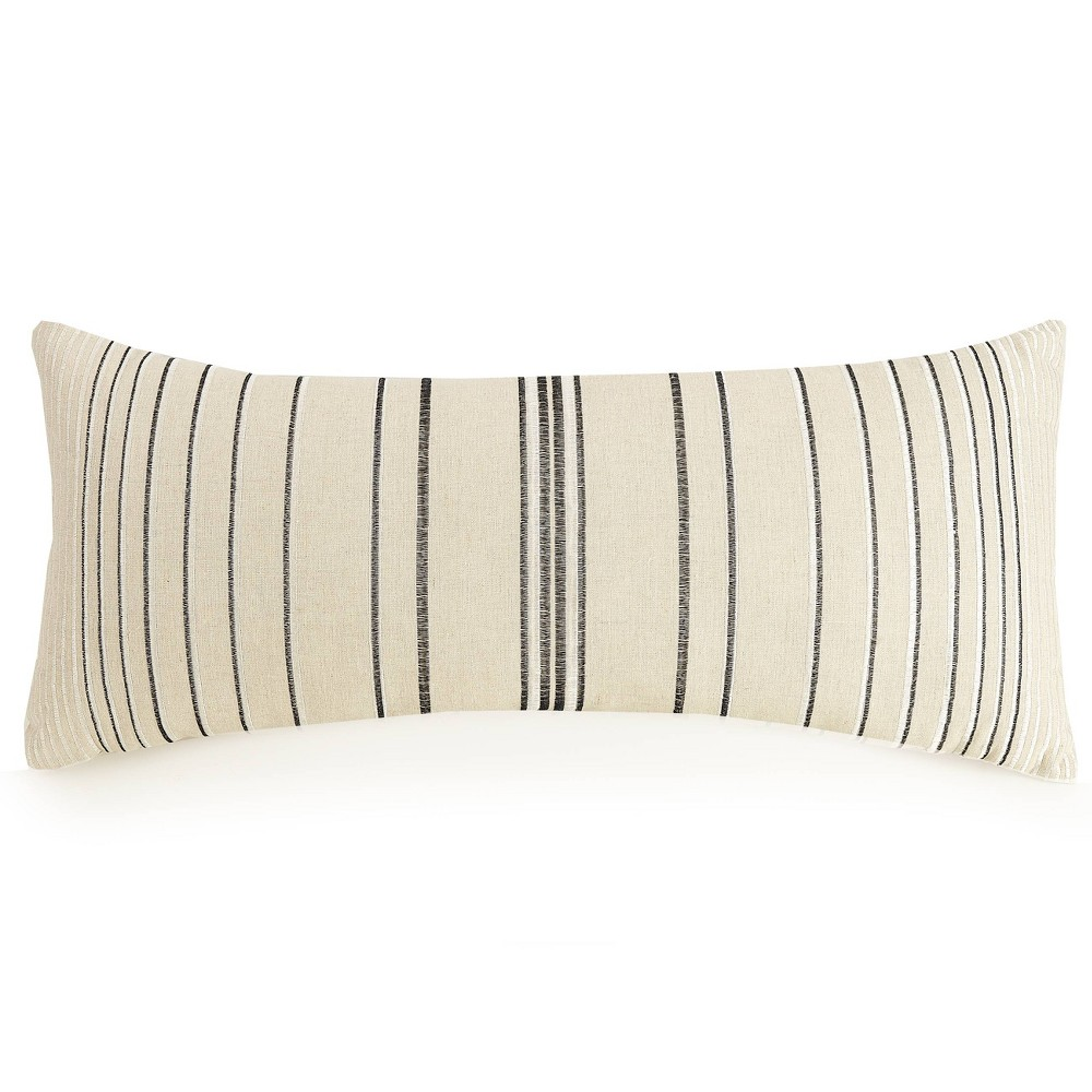 Image of Decorative Throw Pillow Beige - Ayesha Curry