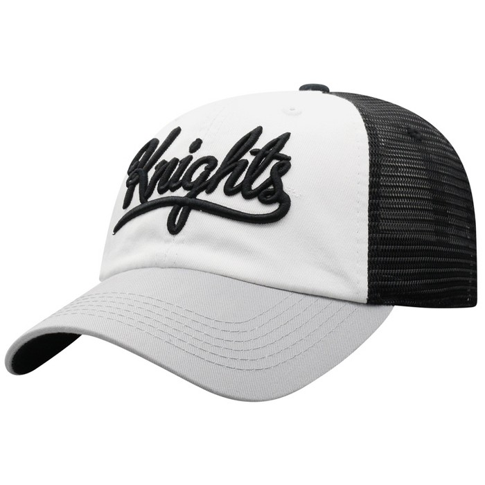 NCAA Women's UCF Knights White Patina Hat - image 1 of 2