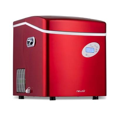 NewAir 50lbs Portable Ice Maker - Red AI-215R