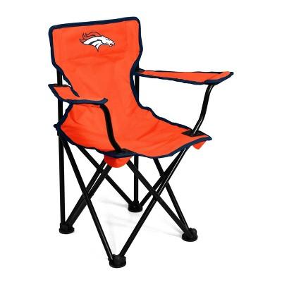 NFL Denver Broncos Toddler Outdoor Portable Chair