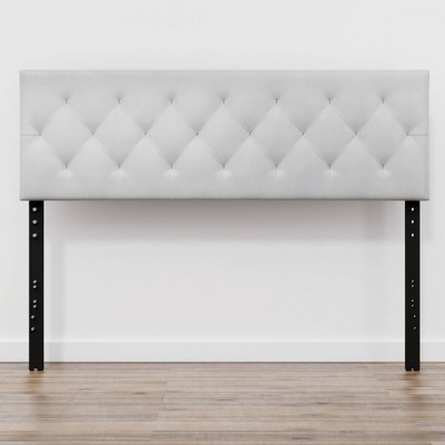 Faux Leather Mid Rise Headboard - Brookside Home