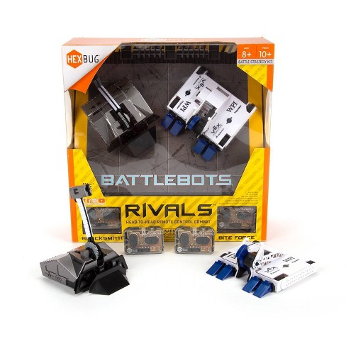 HEXBUG BattleBots Rivals 4 (Blacksmith vs. Bite Force) - image 1 of 4