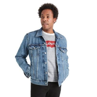 Men's Denim Trucker Jacket - Levi's® x Target XL