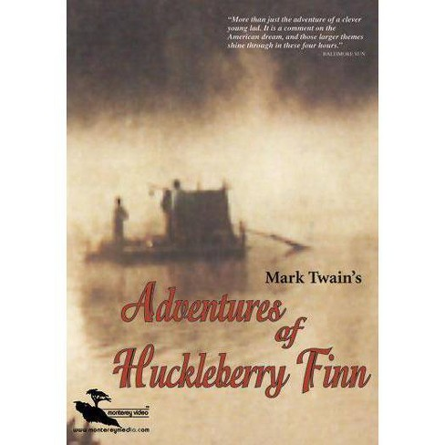 The Adventures Of Huckleberry Finn (DVD) - image 1 of 1