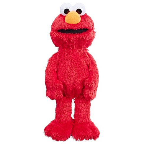 Sesame Street Love to Hug Elmo Plush - image 1 of 4